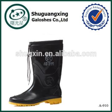 Regenstiefel für Männer Herren Arbeit Stiefel A-910