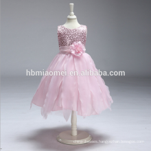 Girl party wear western dress baby girl party dress children frock designs one pcs new model girl dress