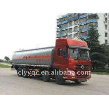 Dongfeng tianlong 8 * 4 camión químico para la venta