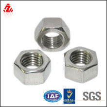 Stainless steel heavy hex nut