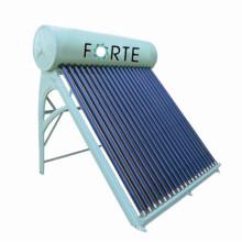 300L Druck Solarwarmwasserbereiter