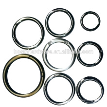 Popular Spring Ring Metal O Ring Zinc Alloy