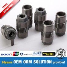 Piezas de maquinaria Oil Drilling Carbide Oil Spray Nozzle