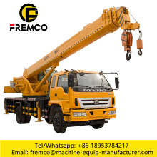 5 Jib Crane on Truck with Factory Price