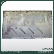 ISO9001:2008 Certification Aluminum alloy die cast electronic part with OEM service