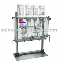 Semi-Automatic Measuring Cup Filling Machine