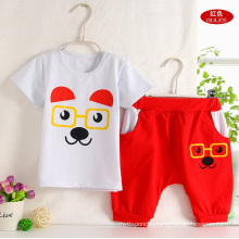 Summer Short-Sleeved Infant Clothes