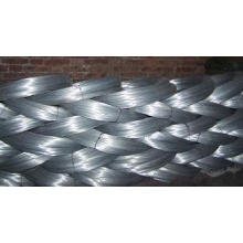 Electro Silver Galvanized Steel Iron Wire Bwg24 High Carbon
