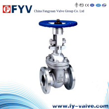API Stainless/Cast Steel Flanged Gate Valve