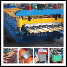Hoja de cubierta metálica, fabricación de equipos de