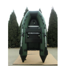 Ce Inflatable Motor Boat