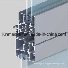 Aluminum Window Profile with Thermal Break