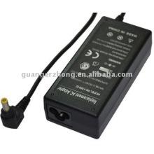 Adaptador de corriente para computadora portátil