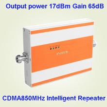 GSM CDMA850MHz Интеллектуальный мобильный телефон Signal Booster