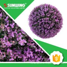 Buxus preservado artificial mejor vendido de la bola del boj para la decoración que ajardina