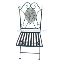 rational garden furniture mosaic table and chair