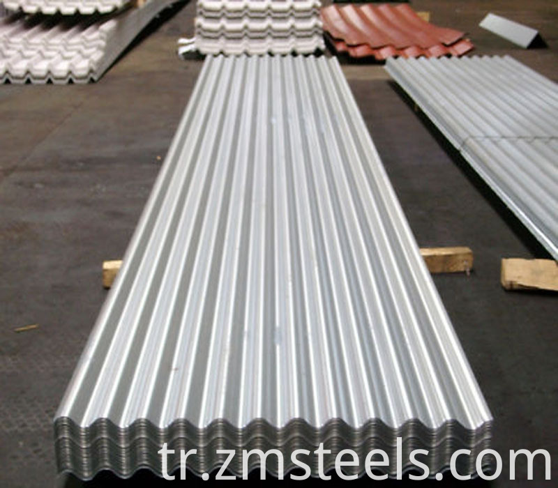 Corrugated Roofing Sheets Prepainted Steel Sheet