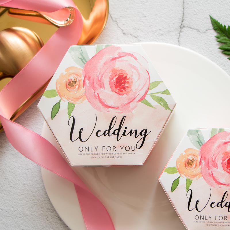 Wedding Candy Box 7