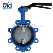 4 Inch Price Kitz Seat Ring Cast Iron Full Lug Type Butterfly Valve Application In Industry