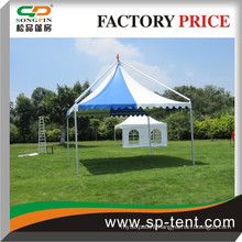Popular outdoor gazebo tent for patio seat at restaurant