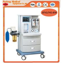Máquina de anestesia multifuncional de anestesia Jinling-850 Workstation fabricante suministro directo