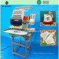 Single head computer embroidery machine with 9 needles/9 colors sewing machine