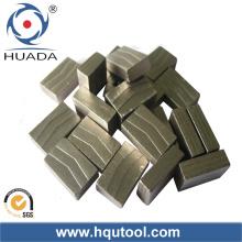 Alta calidad segmento de diamante para cortar granito