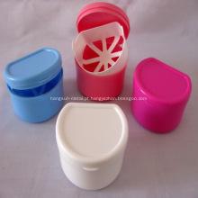 Prótese personalizada caixa W / filtro de limpeza