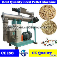 500-1000kg / machine de granule d'alimentation animale de soja de soja