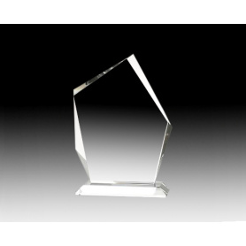2017 New Design Blank Glass Crystal Awards