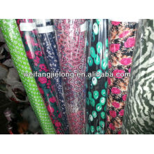 2013 новый дизайн закрученная вискоза набивные ткани в наличии
