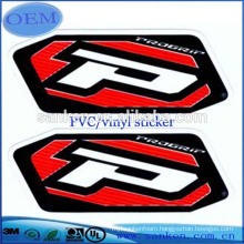 High quality eco-friendly custom 3m vinyl stickers