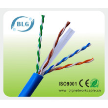 Shenzhen Manufactory Unshielded Computer Cat 6 Round Cable
