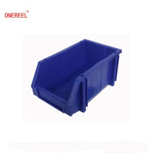 Caja de almacenamiento de plástico componente