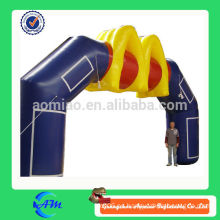 Arco inflable de la publicidad arco inflable barato para la venta arco inflable del aire