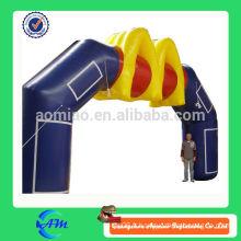 Publicité gonflable voûte gonflable à bas prix à vendre arc gonflable