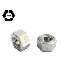DIN439 acier inoxydable 304 écrous hexagonaux pour boulon