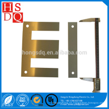 Núcleo del transformador de la hoja de acero inoxidable de 0.5mm