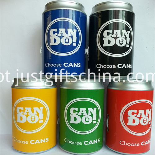 Promotional Cans Shape Portable Radio