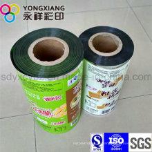 Biskuit Automatische Verpackungsfolienrolle