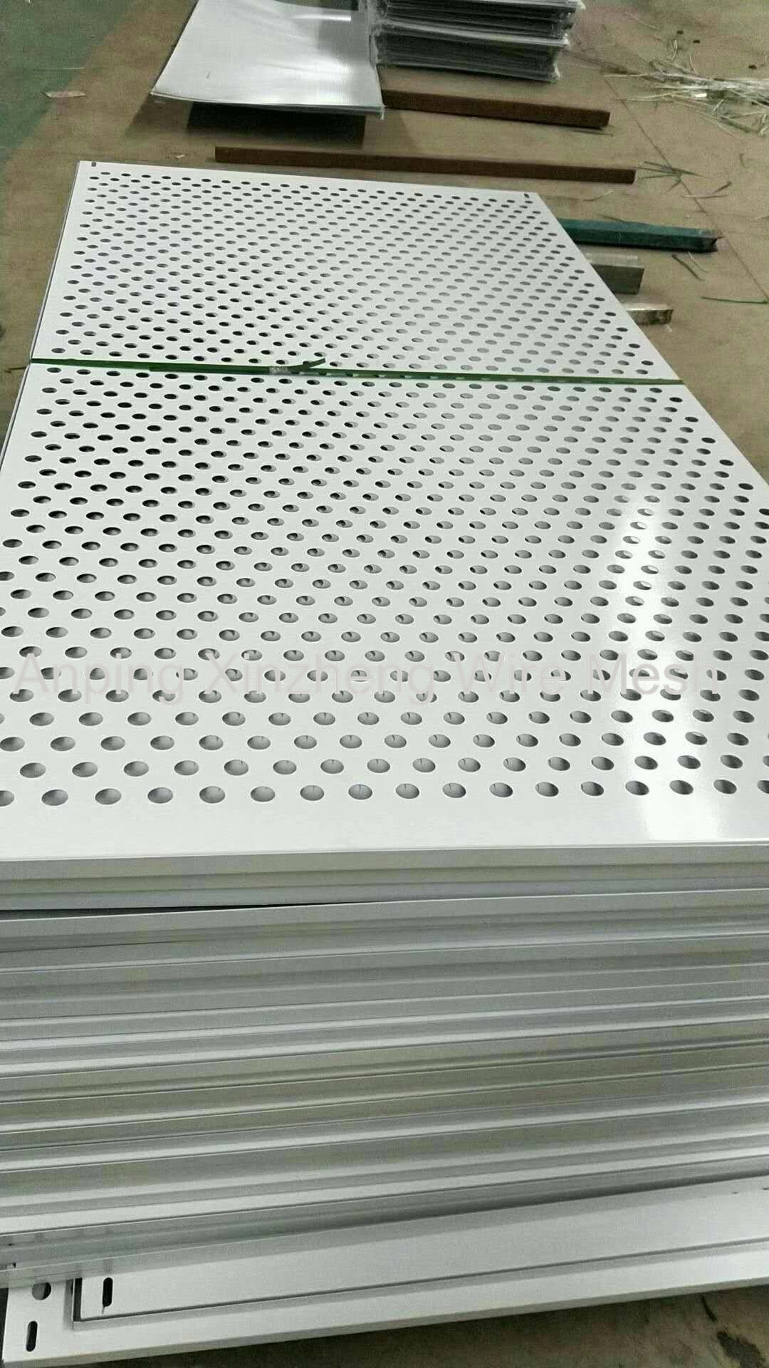 Soundproof Perforated metal