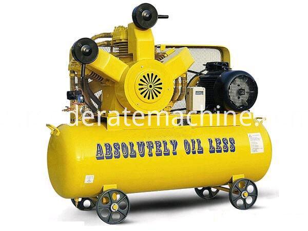 Oil Less Piston Air Compressor