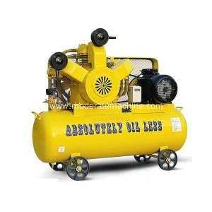 Electric Oil Free Piston Air Compressor
