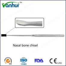 EN T Instruments de cinzel de osso nasal