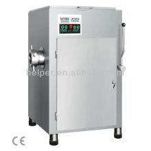 Grande máquina de moagem de carne congelada