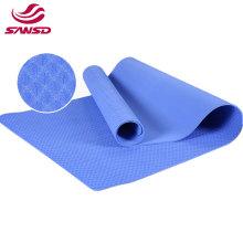 China manufacturer eco-friendly india high density non slip custom yoga mat
