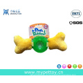 Новый плюшевый плюшевый продукт с игрушкой для собак TPR Bone