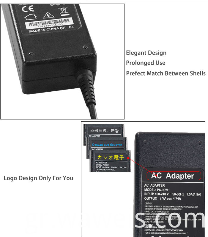 power supply for acer notebook