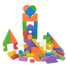 Blocos de apartamentos Eco-amigáveis da espuma de EVA do brinquedo de DIY