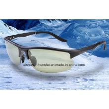 Óculos de sol polarizados Tr90 Óculos de pesca Óculos locomotivos